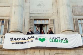 La Marxa Mundial per al Clima reuneix 2.000 persones a Barcelona