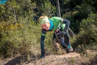 Triomfs de Sílvia Leal i Adrià Duarri a la cursa Bell Race, de Cabrianes