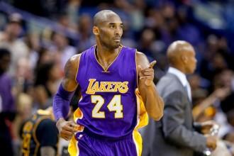 Kobe Bryant, una llegenda del bàsquet, anuncia la seva retirada a final de temporada