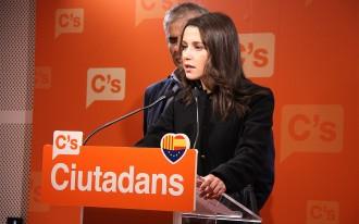 Vés a: Inés Arrimadas: «Estem preparats per a unes noves eleccions»