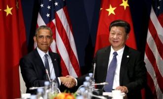 Vés a: Els EUA i la Xina prometen treballar per un acord a la Cimera del Clima de París