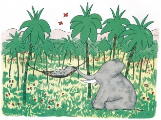 L'editorial Blackie Books publica totes les aventures originals de Babar