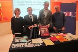 L'Arxiu Municipal de Granollers conservarà el Fons de la «Revista del Vallès»
