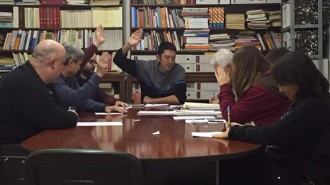 La Vilella Alta i els Guiamets aproven la moció de suport a la resolució de desconnexió