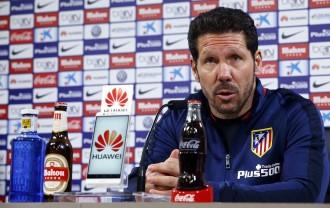 'Cholo' Simeone: «El CF Reus és un equip organitzat i equilibrat»