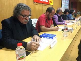 ERC i la CUP escenifiquen el seu pols en l'independentisme d'esquerres