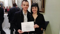 Vés a: Dos joves emprenedors del Solsonès, finalistes dels Premis  PITA 2015 per l'empresa de porc ecològic