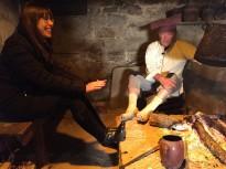 Lleida TV visita el Pessebre Vivent d'Ardèvol