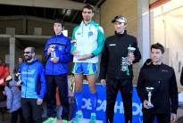 Ivan Límia i Bàrbara Ramon guanyen la cursa Sant Silvestre de Calldetenes