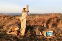 La Unió Excursionista de Vic canvia el format del pessebre de la Creu de Gurb