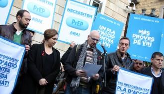 Entitats gais demanen un pla de lluita contra la sida