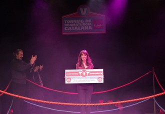Vés a: Clàudia Cedó guanya el V Torneig de Dramatúrgia Catalana amb «D.N.I.»