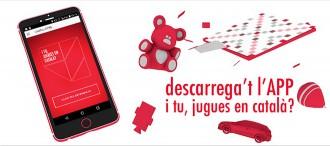 Vés a: Una aplicació per a mòbils permet buscar jocs i joguines en català