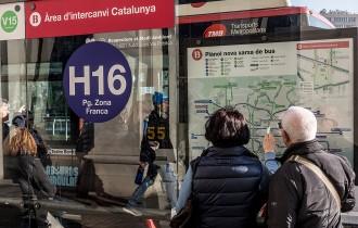 Vés a: La xarxa ortogonal de bus de Barcelona estrenarà tres línies el 29 de febrer