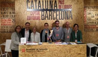 Catalunya guanya el premi al millor «stand» a la Fira del Llibre de Mèxic