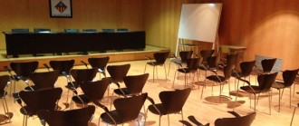 Calafell comença les obres d'adequació del que serà la nova Sala de Plens