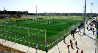 Salou promociona el Complex Esportiu Futbol a entrenadors de tota Europa