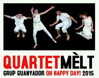 Concert de St Esteve amb el Quartet Mèlt