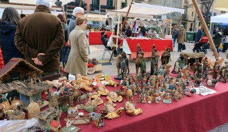 La Fira de Santa Llúcia porta el Nadal a Vic, Taradell i Prats de Lluçanès