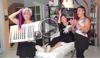 Els comerciants de Calldetenes participen en un vídeo promocional