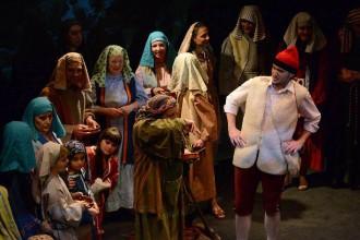 «Jesús és nat», més de quaranta anys de Pastorets al barri del Clot