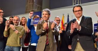 Francesc Homs entra al Congrés i Carme Sayós se'n queda fora