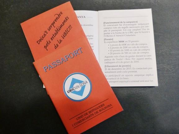 Solsona FM retransmetrà el sorteig dels premis del Passaport de la UBIC