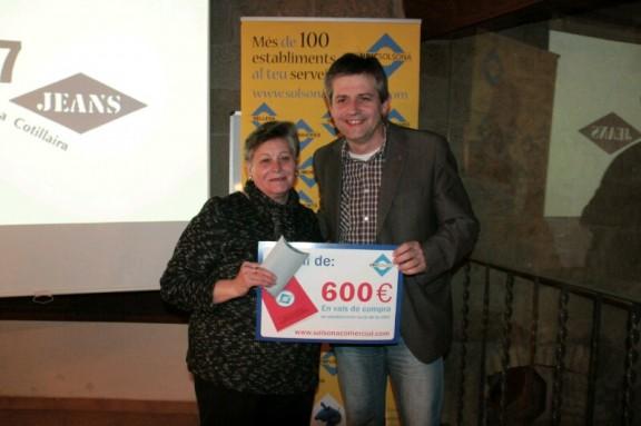 La UBIC lliura els premis del Passaport
