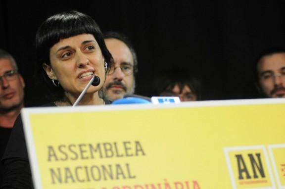 Assemblea de la CUP a Sabadell
