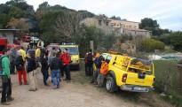 Localitzat amb vida el nen de 3 anys desaparegut a Camós, al Pla de l'Estany