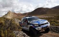 El Dakar arriba a Bolívia a 4.600 metres d'altura