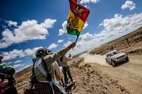 Nani Roma, Gerard Farrés i Xevi Pons escalen posicions al Dakar