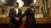 La investidura de Puigdemont reactiva el procés sobiranista