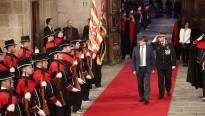 EN DIRECTE Presa de possessió com a president de Carles Puigdemont