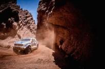 La novena etapa del Dakar es converteix en un autèntic infern