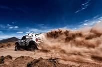 Nani Roma se situa 6è en la classificació general del Dakar