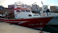 Vés a: La flota d'encerclament de l'Ametlla, en alerta pel mal estat del fons marí