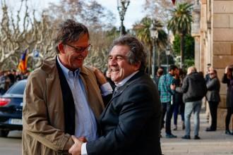 Pep Andreu, alcalde de Montblanc, president provisional de l'AMI