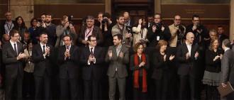 Puigdemont exigeix al nou Govern explicar bé la feina, fer-la bé i no renunciar a res