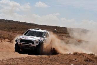 Nani Roma ressuscita al desert del Dakar