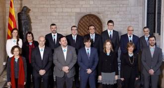INTERACTIU Qui és qui en el govern Puigdemont?