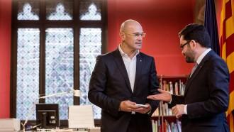 Vés a: La diplomàcia catalana posa la directa