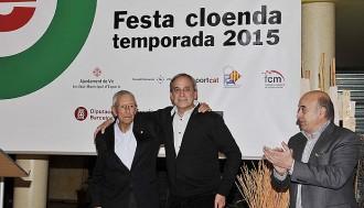 L'Escuderia Osona ret homenatge a Sebastià Salvadó, president del RACC durant 30 anys