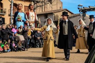 Taradell celebra els actes centrals de la festa major de San Sebastià