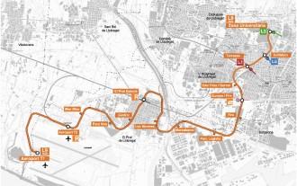 La nova línia 9 fins a l'aeroport: 15 estacions en 20 km