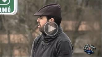 VÍDEO Ripoll protagonitza l'«Olé tu» d'en Peyu de l'«APM»