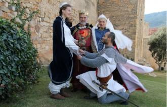 La Setmana Medieval de Montblanc recuperarà els Jocs Medievals nocturns
