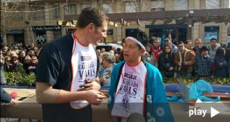 La Gran Festa de la Calçotada de Valls esdevé més internacional que mai