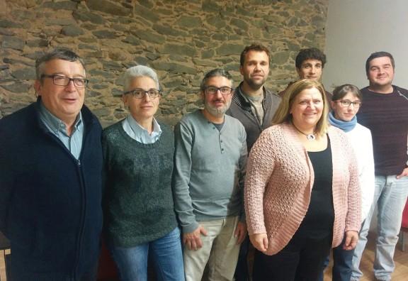 Albert Illamola, escollit nou president d'ERC Santa Eugènia de Berga