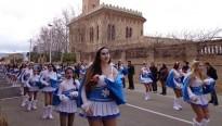 Més de 35 carrosses i comparses, a la rua de Carnaval de l'Arboç